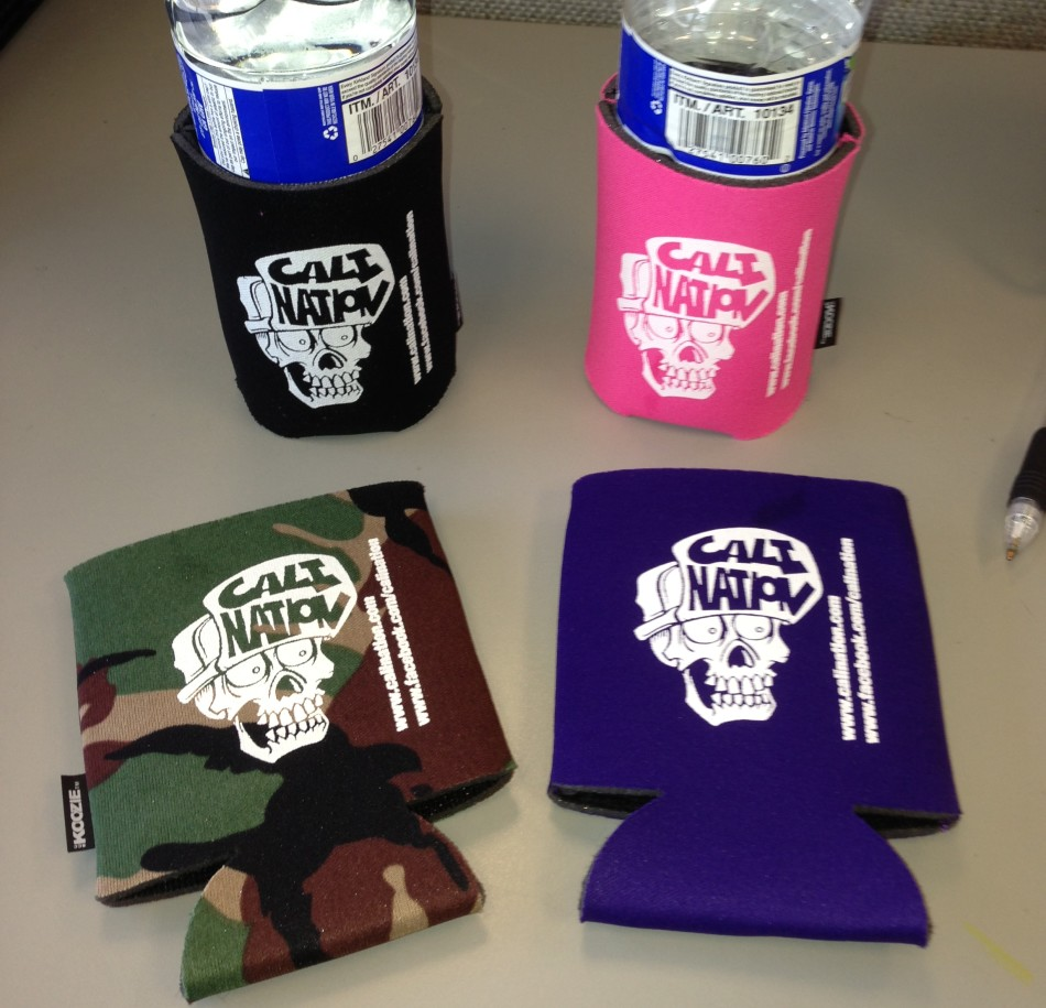 Cali Nation Koozie